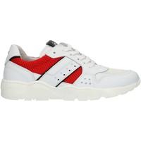 Παπούτσια Αγόρι Χαμηλά Sneakers Nero Giardini P933572M White and red
