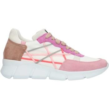 Παπούτσια Γυναίκα Χαμηλά Sneakers L4k3 08LEG Pink