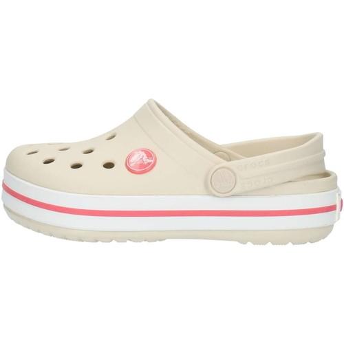 Παπούτσια Παιδί Σαμπό Crocs 204537 Stucco / melon