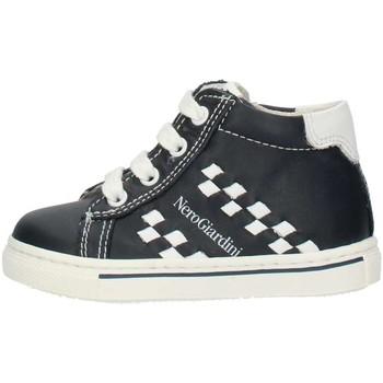 Ψηλά Sneakers Nero Giardini P724142M