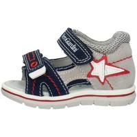 Παπούτσια Αγόρι Σανδάλια / Πέδιλα Nero Giardini P823170M Blue and gray