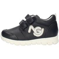 Παπούτσια Αγόρι Χαμηλά Sneakers NeroGiardini P724220M Blue