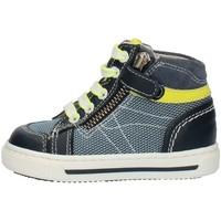 Παπούτσια Αγόρι Ψηλά Sneakers Nero Giardini P823013M Avio
