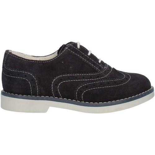Παπούτσια Αγόρι Derby Nero Giardini P734100M Blue