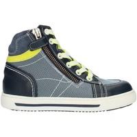 Παπούτσια Αγόρι Ψηλά Sneakers Nero Giardini P833013M Avio