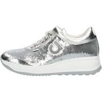 Παπούτσια Γυναίκα Χαμηλά Sneakers Agile By Ruco Line 1315 Silver