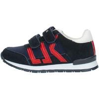 Παπούτσια Αγόρι Χαμηλά Sneakers Lumberjack SB47505 Blue and red
