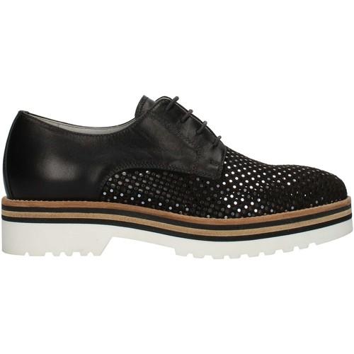 Παπούτσια Γυναίκα Derby Nero Giardini P805223D Black
