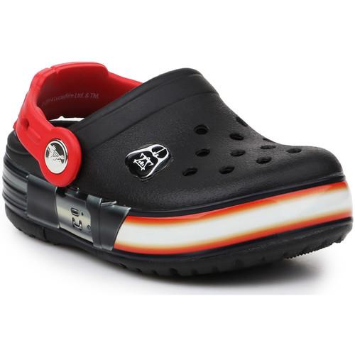 Παπούτσια Αγόρι Σαμπό Crocs Crocslights Star Wars Vader 16160-0X9-116 black, red