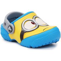 Παπούτσια Παιδί Σαμπό Crocs Crocsfunlab Minions Clog 204113-456 yellow, blue