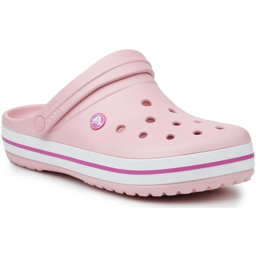 Παπούτσια Γυναίκα Σαμπό Crocs Crocband 11016-6MB pink