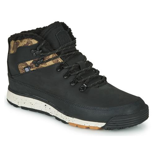 Παπούτσια Άνδρας Μπότες Element DONNELLY Black / Camouflage