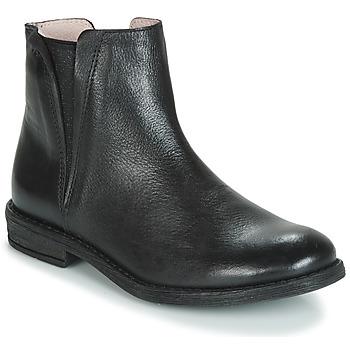 Παπούτσια Κορίτσι Μπότες Acebo's 9671-NEGRO-T Black
