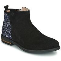 Παπούτσια Κορίτσι Μπότες Acebo's 8035-NEGRO Black