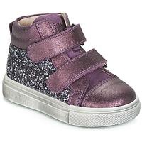 Παπούτσια Κορίτσι Ψηλά Sneakers Acebo's 5299AV-LILA-C Violet