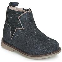 Παπούτσια Κορίτσι Μπότες Acebo's MAKALU Μπλέ