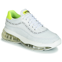 Παπούτσια Γυναίκα Χαμηλά Sneakers Bronx BUBBLY Άσπρο / Yellow