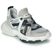 Παπούτσια Γυναίκα Χαμηλά Sneakers Bronx SEVENTY STREET Grey / Άσπρο / Black