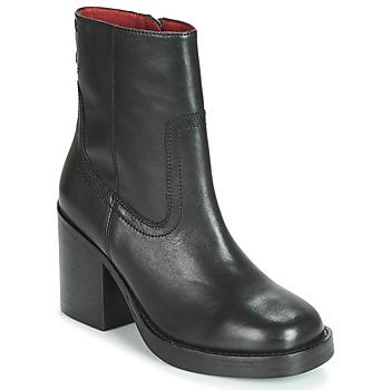 Παπούτσια Γυναίκα Μποτίνια Bronx BULA VARD Black