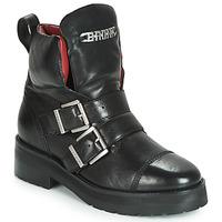 Παπούτσια Γυναίκα Μπότες Bronx GAMLETT Black