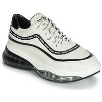 Παπούτσια Γυναίκα Χαμηλά Sneakers Bronx BUBBLY Άσπρο / Black