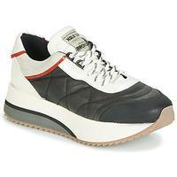 Παπούτσια Γυναίκα Χαμηλά Sneakers Bronx NOLA ISA Black / Grey