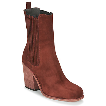 Παπούτσια Γυναίκα Μποτίνια Fru.it CHELIN Maroon