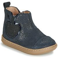 Παπούτσια Κορίτσι Μπότες Shoo Pom BOUBA NEW APPLE Marine