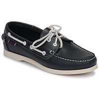 Παπούτσια Γυναίκα Boat shoes Sebago DOCKSIDES PORTLAND W Μπλέ