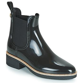 Παπούτσια Γυναίκα Μπότες βροχής Lemon Jelly AVA Black / Dore