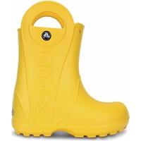 Παπούτσια Παιδί Μπότες βροχής Crocs Crocs™ Kids' Handle It Rain Boot  κίτρινος