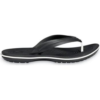 Παπούτσια Άνδρας Σαγιονάρες Crocs Crocs™ Crocband™ Flip  Μαύρος