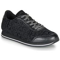 Παπούτσια Γυναίκα Χαμηλά Sneakers Desigual PEGASO DESIGUAL Black