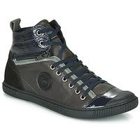 Παπούτσια Γυναίκα Ψηλά Sneakers Pataugas BANJOU Anthracite