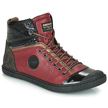 Ψηλά Sneakers Pataugas BANJOU ΣΤΕΛΕΧΟΣ: Δέρμα & ΕΠΕΝΔΥΣΗ: Δέρμα & ΕΣ. ΣΟΛΑ: Δέρμα & ΕΞ. ΣΟΛΑ: Συνθετικό