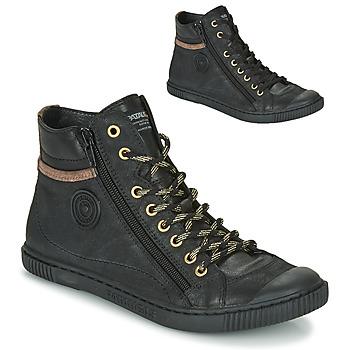 Παπούτσια Γυναίκα Ψηλά Sneakers Pataugas BONO Black