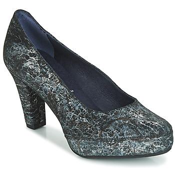 Παπούτσια Γυναίκα Γόβες Dorking BLSA Black / Grey