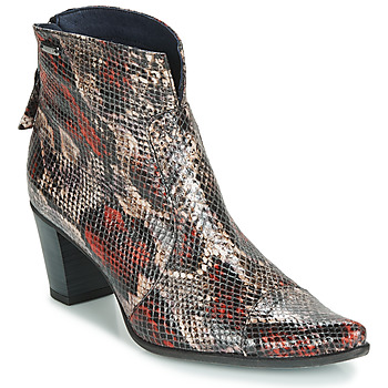 Παπούτσια Γυναίκα Μποτίνια Dorking GRANADA Reptil