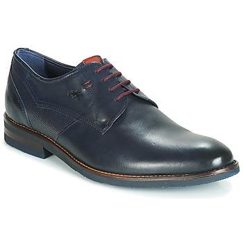 Παπούτσια Άνδρας Derby Fluchos OLLYMPO Μπλέ