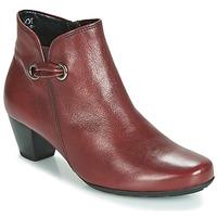Παπούτσια Γυναίκα Μποτίνια Gabor 3282758 Red