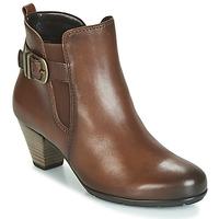 Παπούτσια Γυναίκα Μποτίνια Gabor 3564122 Brown