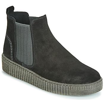 Παπούτσια Γυναίκα Μπότες Gabor 3373117 Black