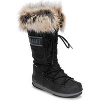 Παπούτσια Γυναίκα Snow boots Moon Boot MOON BOOT MONACO WP 2 Black