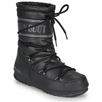 Παπούτσια Γυναίκα Snow boots Moon Boot MOON BOOT MID NYLON WP Black