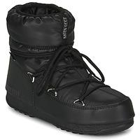 Παπούτσια Γυναίκα Snow boots Moon Boot MOON BOOT LOW NYLON WP 2 Black