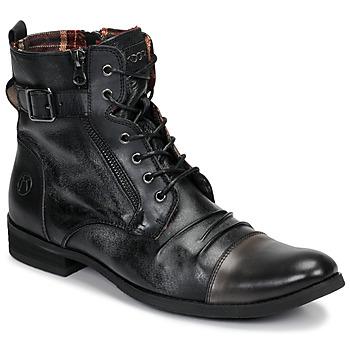 Παπούτσια Άνδρας Μπότες Kdopa DUBLIN Black