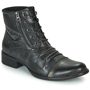 Παπούτσια Άνδρας Μπότες Kdopa MANSHESTER Black