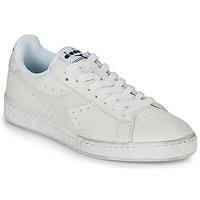 Παπούτσια Χαμηλά Sneakers Diadora GAME L LOW WAXED Άσπρο
