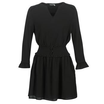 Υφασμάτινα Γυναίκα Κοντά Φορέματα Kaporal DOLLI Black