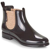 Παπούτσια Γυναίκα Μπότες βροχής Be Only NASHVILLE Black / Dore